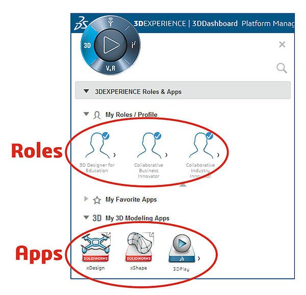 roles-and-apps
