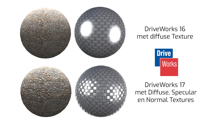 DriveWorks Render 3D 16-17