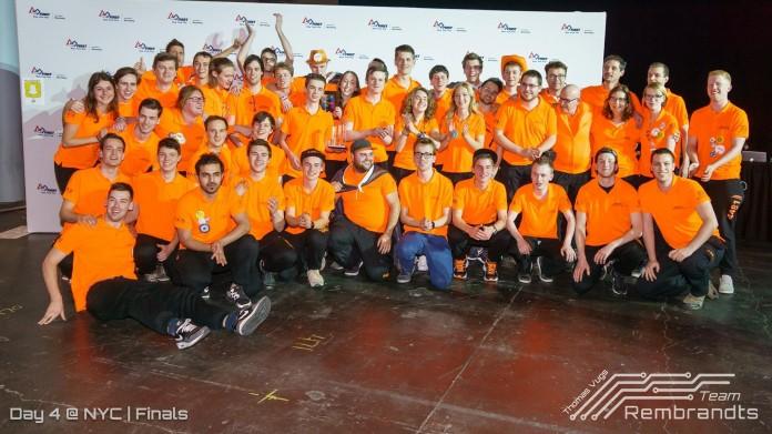 Rembrandt Team Wins Creativity Award