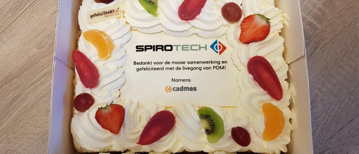 Spirotech livegang PDM 2019 Banner-3